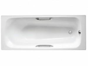 Jacob Delafon MELANIE ванна чугунная 170*70 с отверстием для ручек E2925-00