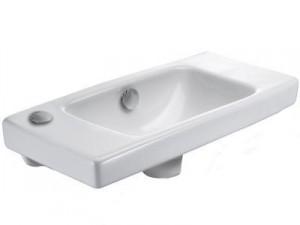 Раковина для ванной подвесная Jacob Delafon коллекция Odeon Up белая E4701L-00