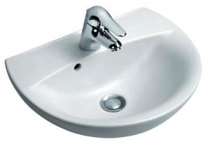 Раковина для ванной подвесная Jacob Delafon коллекция Patio белая E4152-00