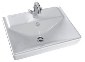 Раковина для ванной подвесная Jacob Delafon коллекция Reve белая E4802-00