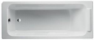 Jacob Delafon Parallel ванна чугунная 170*70 без ручек E2947-00