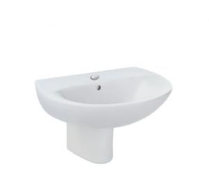Раковина для ванной подвесная Jacob Delafon коллекция Patio белая E4159NG-00
