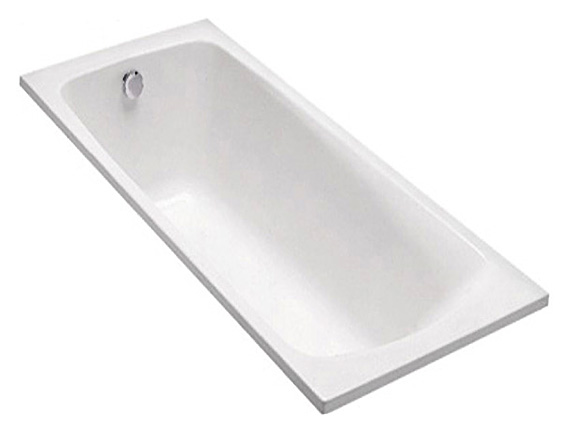 Jacob Delafon Soissons ванна чугунная 150*70 без ручек E2941-00