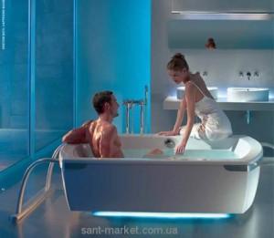 Ванна акриловая нестандартная Roca коллекция Emotion 180x130х56 A247821001