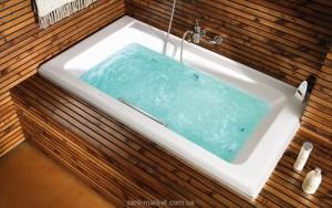 Ванна акриловая прямоугольная Roca коллекция America 180x100х44 A247552001