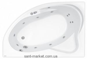 Ванна гидромассажная акриловая PoolSpa Europa 170х115х64 PHAD210SO1C0000 Economy 1