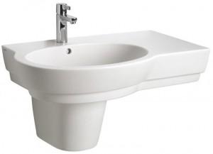 Раковина для ванной подвесная KOLO коллекция Varius белая K31780900