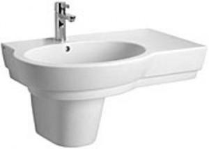 Раковина для ванной подвесная KOLO коллекция Varius белая K31780000