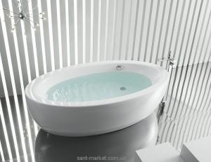 Ванна акриловая овальная Roca коллекция Georgia 185x100х42 A247566000
