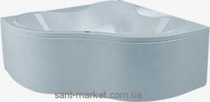 Ванна акриловая угловая PoolSpa коллекция Persja 150х150х69 PWSH610ZS000000 + рама