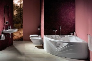 Ванна с гидро и аэромассажем акриловая PoolSpa Orchidea 150х150х67 PHS4510SO2C0000 Economy 2