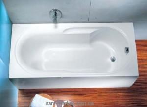 Ванна акриловая прямоугольная Kolo коллекция Laguna 140х70х45 XWP0340000