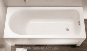 Ванна акриловая прямоугольная Kolo коллекция Primo 170х70х44 XWP0870000
