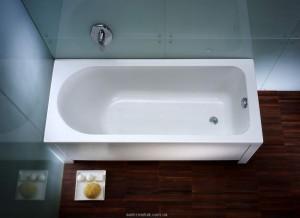 Ванна акриловая прямоугольная Kolo коллекция Primo 160х70х44 XWP3260000