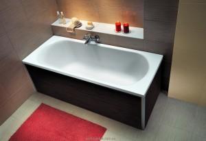 Ванна акриловая прямоугольная Kolo коллекция Opal Plus 150х70х42 XWP1350000