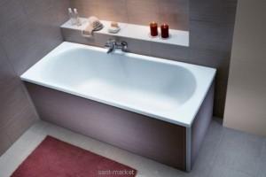 Ванна акриловая прямоугольная Kolo коллекция Opal Plus 170х70х42 XWP1370000