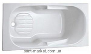 Ванна акриловая прямоугольная Kolo коллекция Diuna 170х70х45 XWP3170000