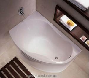 Ванна акриловая угловая Kolo коллекция Promise 150х100х47 L XWA3051000