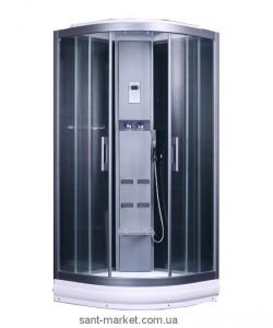 Гидробокс угловой Eger HX-9819 95х95х226 с низким поддоном
