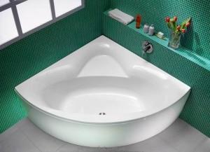 Ванна акриловая угловая Kolo коллекция Relax 150х150х47 XWN3050000