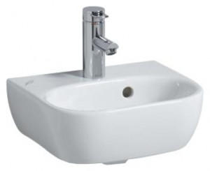 Раковина для ванной подвесная Keramag коллекция 4U белая 273436