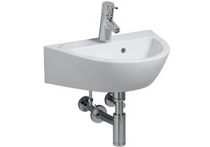 Раковина для ванной подвесная Keramag коллекция Flow белая 276950