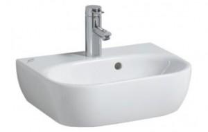 Раковина для ванной подвесная Keramag коллекция 4U белая 273445