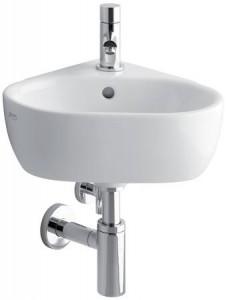 Раковина для ванной подвесная Keramag коллекция 4U белая 273483