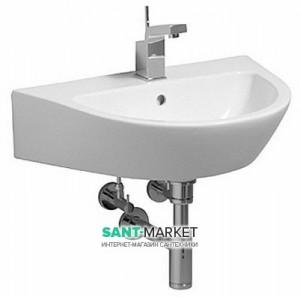 Раковина для ванной подвесная Keramag коллекция Flow белая 250960