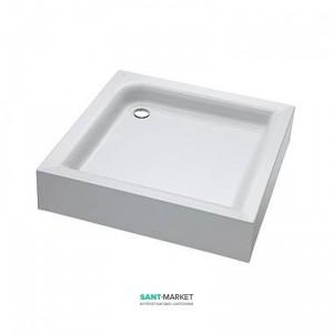 Душевой поддон акриловый квадратный Kolo STANDARD PLUS 90х90х20.5 белый XBK1490000