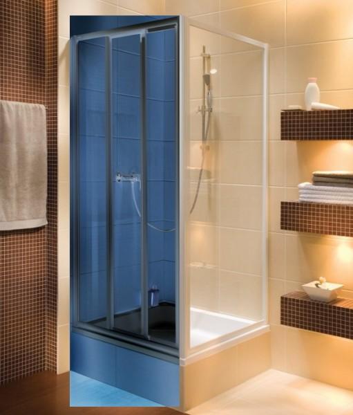 Kolo ATOL PLUS боковая стенка для сборки кабин двух- и трехстенных 90 см стекло CREPI ESKS90202000