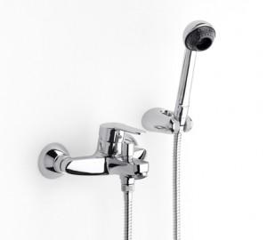 Смеситель однорычажный для ванны с душем Roca коллекция Victoria хром 5A0125C00