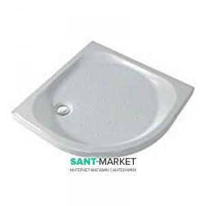 Душевой поддон керамический четверть круга Kolo XENO 90х90х7 белый XBN1390000