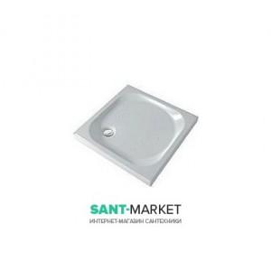 Душевой поддон керамический квадратный Kolo XENO 90х90х7 белый XBK1390000