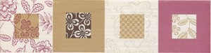 APE Elegance DEC HYPNOTIC CHAMPAGNE декор Плитка настенная 145512