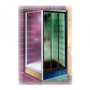 Kolo AKORD бок. стенка 90 см, стекло CREPI. Комп-ия с дверьми pivot, bifold AKORD RSKS90202000