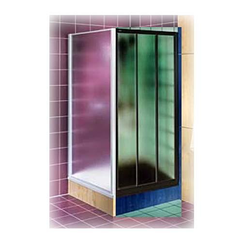 Kolo AKORD бок. стенка 80 см, стекло CREPI. Для комп-ии с дверьми pivot, bifold AKORD RSKS80202000