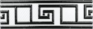 APE CARRARA GRECA MARQUINA фриз настенная 90260