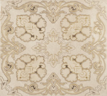 Mapisa Плитка DEC CARPET LOUVRE CREMA MARFIL декор 242862