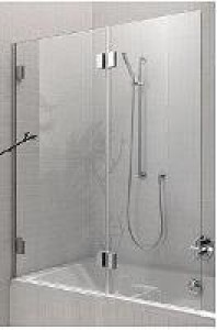 Kolo NIVEN ширма на ванну двухсекционная 125 x 140 см, правая FPNF12222008R