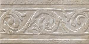 Zeus Ceramica Плитка Cotto Classico LHX21 FASCIA BEIGE фриз