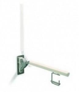 Kolo LEHNEN EVOLUTION поручень откидной с держателем для туалетной бумаги 700 мм L30412001