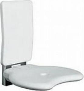 Kolo LEHNEN EVOLUTION сиденье для душа откидное со спинкой L32005001