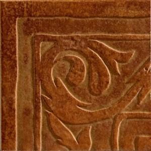 Zeus Ceramica Плитка Cotto Classico TPX22 ANGOLO ROSSO декор