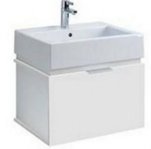Раковина для ванной на тумбу + тумба KOLO коллекция Twins белая L59033000