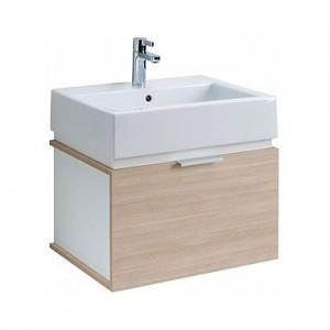 Раковина для ванной на тумбу + тумба KOLO коллекция Twins белая L59025000