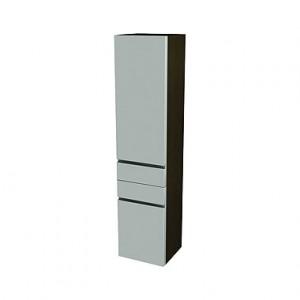 Kolo DOMINO фасад верхний к шкафчику с корзиной для белья 37 x 160 x 34 см, капуччино 88354000