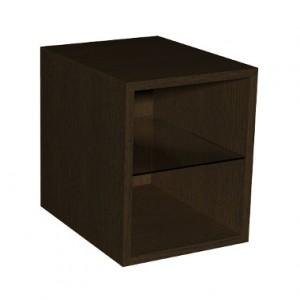 Kolo DOMINO корпус к шкафчику универ-му с дверцей, правому, левому 30x37x42 см, венге 89258000