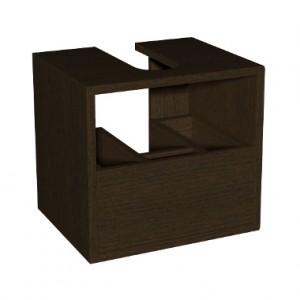 Kolo DOMINO корпус к шкафчику универсальному с выдвижным ящиком 40 x 37 x 37 см, венге 89331000