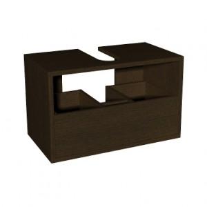 Kolo DOMINO корпус к шкафчику универ-му с выдв. ящ. 60x37x37 см, венге 89333000